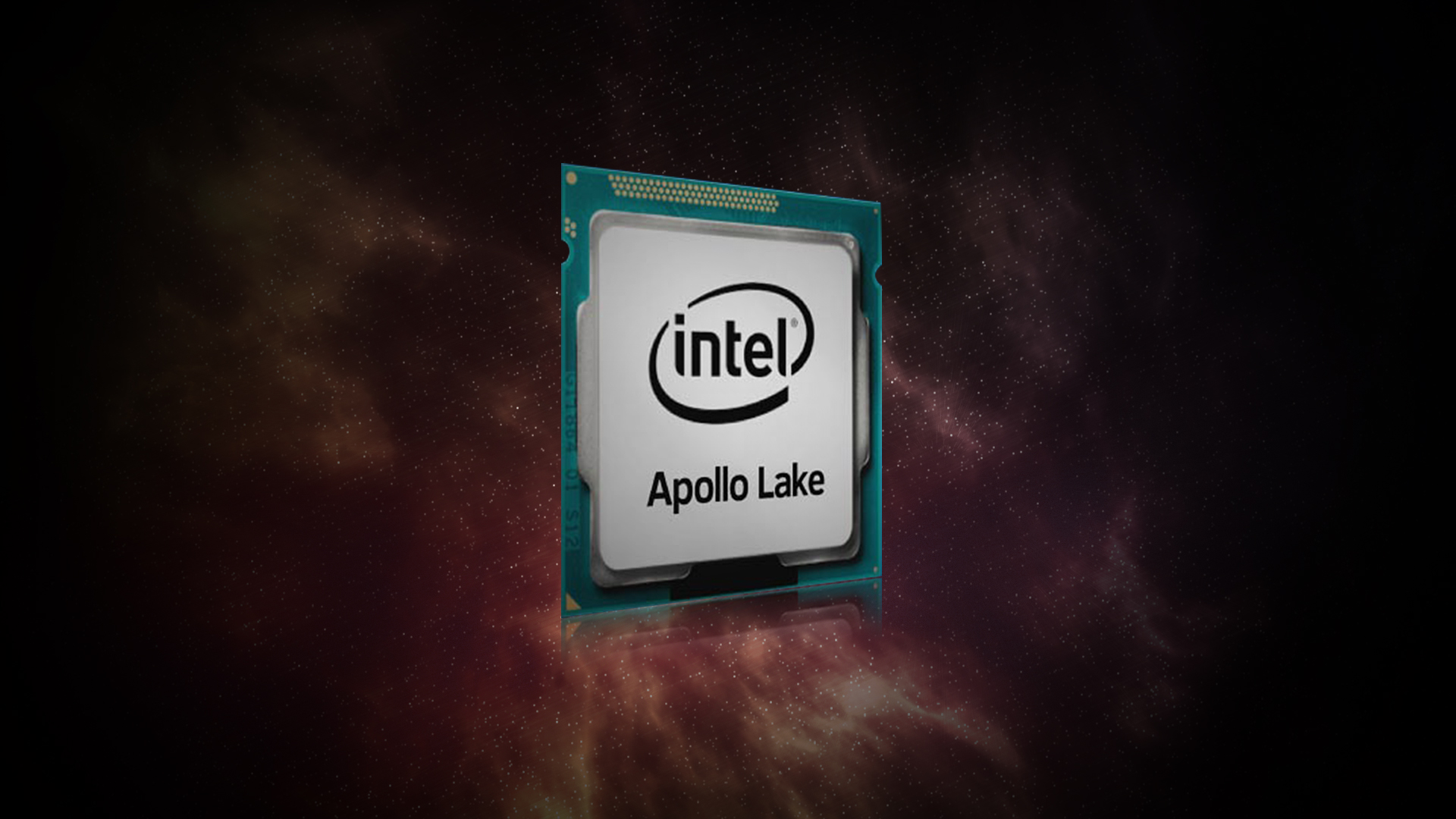 Intel Apollo Lake N3350