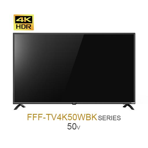 FFF-TV4K50WBK