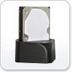 3.5/2.5インチ HDD(ハードディスク)スタンド