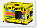 MAL355EU3R(5台RAIDケース)