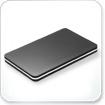 1.8/2.5/3.5インチ外付け用HDD